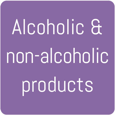 STOCK YOUR BAR FROM OUR EXTENSIVE RANGE